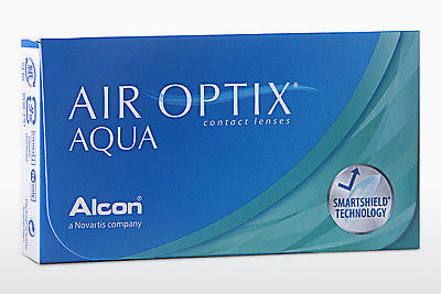 隐形眼镜 Alcon AIR OPTIX AQUA (AIR OPTIX AQUA AOA3)