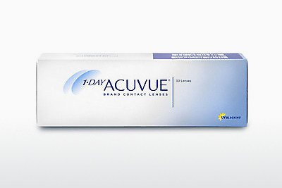 隐形眼镜 Johnson & Johnson 1 DAY ACUVUE 1D2-30P-REV
