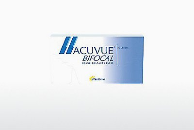 隐形眼镜 Johnson & Johnson ACUVUE BIFOCAL BAC-6P-REV
