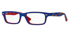 Ray-Ban Junior RY1535 3601 TOP BLUE ON RED
