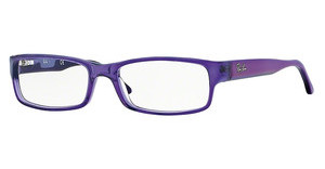Ray-Ban RX5114 5230 TRASPARENT VIOLET