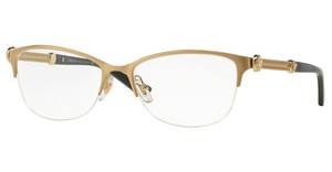 Versace VE1228 1352 BRUSHED GOLD