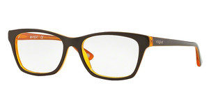 Vogue VO2714 2279 BROWN/YELLOW/ORANGE TR