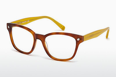 专门设计眼镜 Dsquared DQ5179 053 - 哈瓦那, Yellow, Blond, Brown