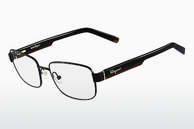 专门设计眼镜 Salvatore Ferragamo SF2149 002 - 黑色, Matt