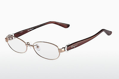 专门设计眼镜 Salvatore Ferragamo SF2507A 601