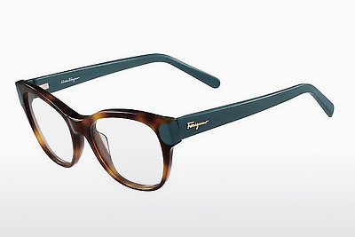 专门设计眼镜 Salvatore Ferragamo SF2756 244 - 哈瓦那