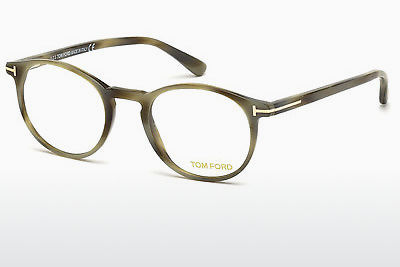 专门设计眼镜 Tom Ford FT5294 064 - 牛角, Horn, Brown