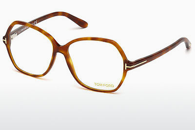 专门设计眼镜 Tom Ford FT5300 053 - 哈瓦那, Yellow, Blond, Brown