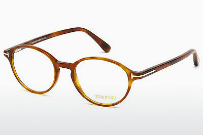 专门设计眼镜 Tom Ford FT5305 053 - 哈瓦那, Yellow, Blond, Brown