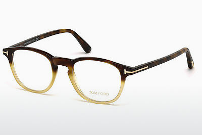 专门设计眼镜 Tom Ford FT5389 053 - 哈瓦那, Yellow, Blond, Brown
