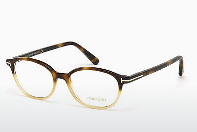 专门设计眼镜 Tom Ford FT5391 053 - 哈瓦那, Yellow, Blond, Brown