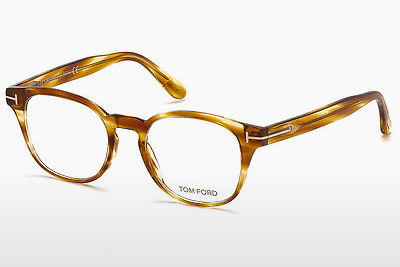 专门设计眼镜 Tom Ford FT5400 053 - 哈瓦那, Yellow, Blond, Brown