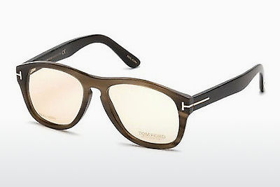 专门设计眼镜 Tom Ford FT5440-P 64E - 牛角, Horn, Brown