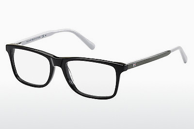 专门设计眼镜 Tommy Hilfiger TH 1274 4LL - Blackgrey