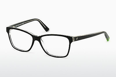 专门设计眼镜 Web Eyewear WE5182 003 - 黑色, Transparent