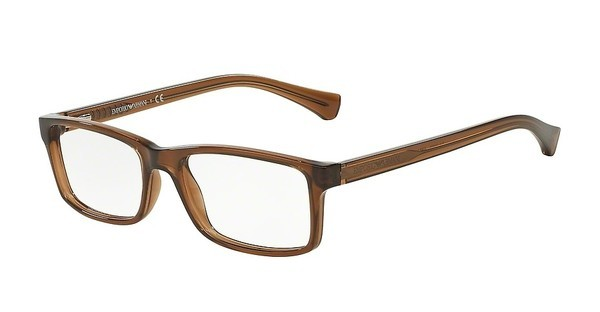 Emporio Armani EA3065 5374 TRANSPARENT BROWN