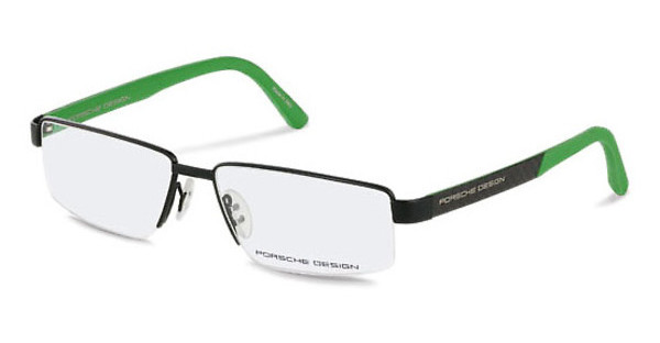 Porsche Design P8224 E black/green