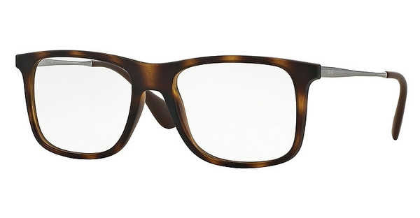 Ray-Ban RX7054 5365 RUBBER HAVANA