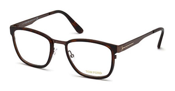 Tom Ford FT5348 052 havanna dunkel