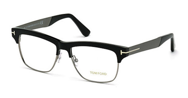 Tom Ford FT5371 001 schwarz glanz