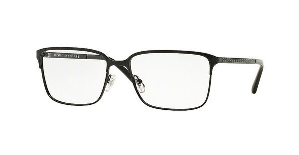 Versace VE1232 1261 MATTE BLACK