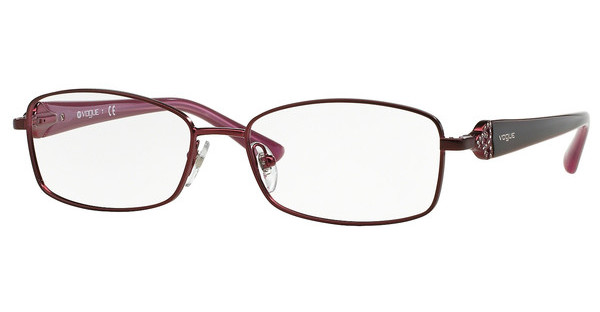 Vogue   VO3845B 717S MATTE BORDEAUX