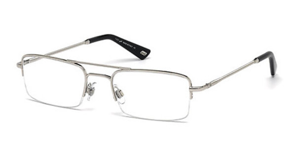 Web Eyewear WE5195 016 palladium glanz