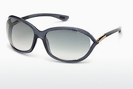 太阳镜 Tom Ford Jennifer (FT0008 0B5) - 灰色