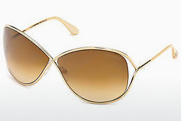 太阳镜 Tom Ford Miranda (FT0130 28F) - 金色