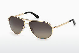 太阳镜 Tom Ford Marko (FT0144 28D) - 金色