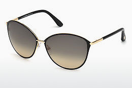 太阳镜 Tom Ford Penelope (FT0320 28B) - 金色