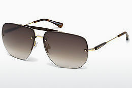 太阳镜 Tom Ford Nils (FT0380 28F) - 金色