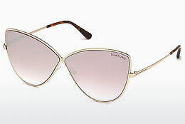太阳镜 Tom Ford FT0569 28Z - 金色