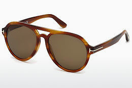太阳镜 Tom Ford FT0596 41E - 黄色