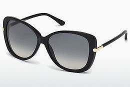 太阳镜 Tom Ford FT9324 01B - 黑色, Shiny