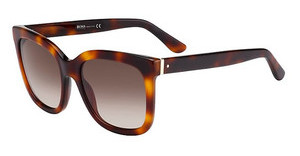Boss BOSS 0716/S 05L/JD BROWN SFHAVANA (BROWN SF)