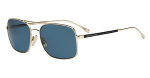 Boss BOSS 0781/S 1PW/8F BLUEGLDBLCKMT (BLUE)