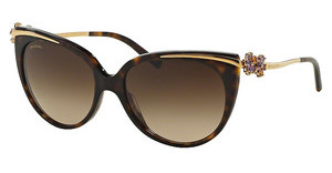 Bvlgari BV8089G 51913B BROWN GRADIENTHAVANA