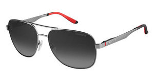Carrera CARRERA 8015/S R80/9O DARK GREY SFSMTDKRUTH