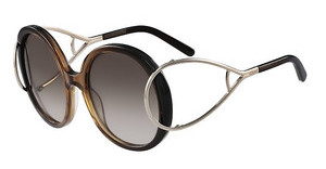 Chloé CE703S 233 GRADIENT BROWN