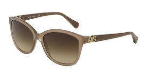 Dolce & Gabbana DG4258 267913 BROWN GRADIENTOPAL MUD