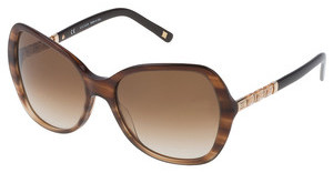 Escada SES400 0762 BROWN GRADIENTAVANA STRIATA LUCIDO