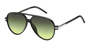 Marc Jacobs MARC 44/S D28/IB GREY GREENSHN BLACK (GREY GREEN)
