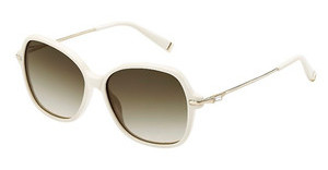 Max Mara MM BRIGHT II UC4/CC BROWN SFWHTE GOLD (BROWN SF)