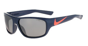 Nike NIKE MERCURIAL EV0887 483 SQUADRON BLUE/HOT LAVA WITH GREY W/ SILVER FLASH LENS LENS