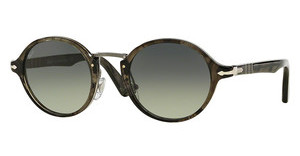 Persol PO3129S 102071 STRIPED GREY
