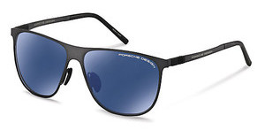 Porsche Design P8609 B dark blue mirroreddark gun