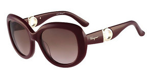 Salvatore Ferragamo SF727S 604 BURGUNDY