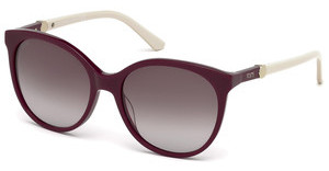 Tod's TO0174 66T bordeaux verlaufendrot glanz